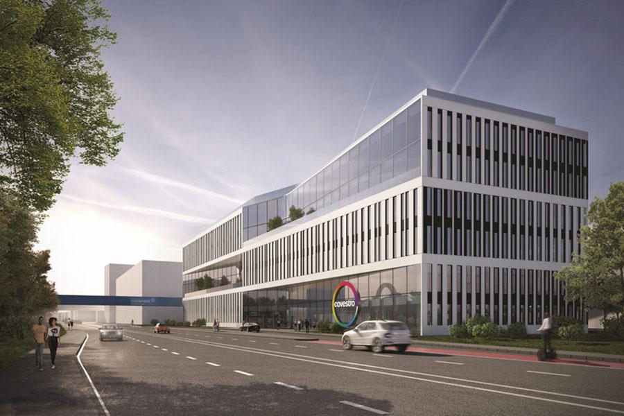 B ro und verwaltung pirlet partner baukonstruktionen - Bgf architekten ...